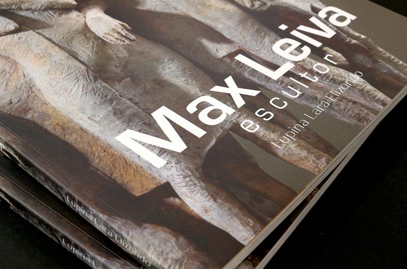 Libro Max Leiva